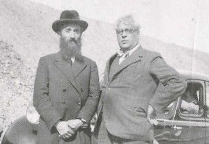 Rabbi and Consul