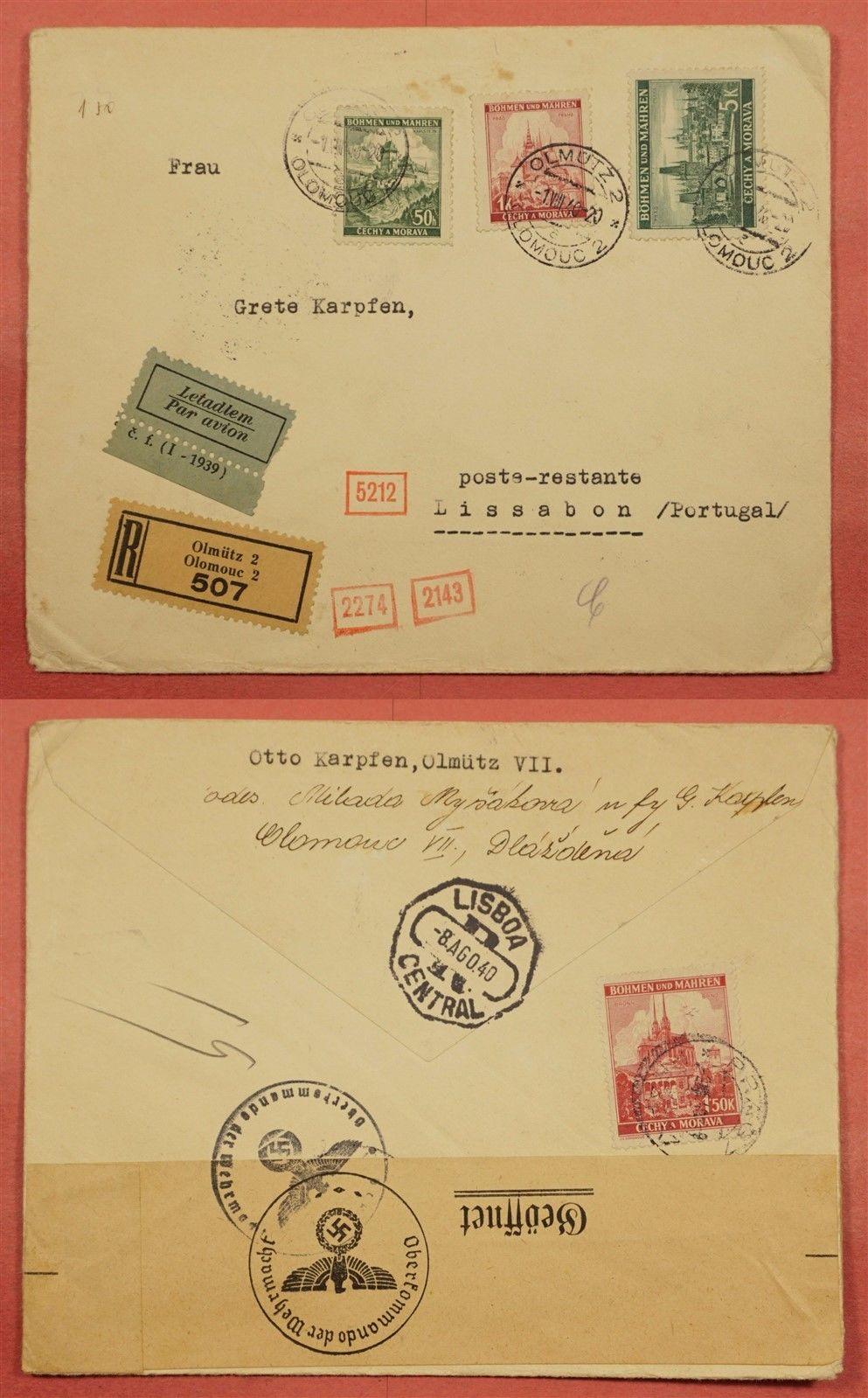 KARPFEN letter