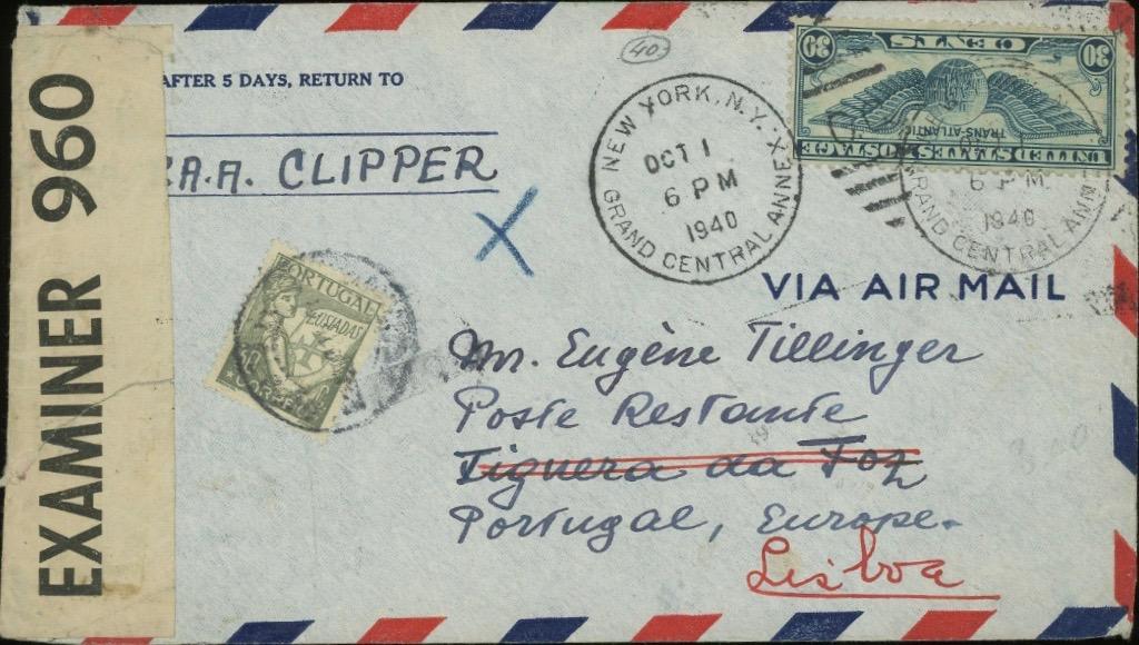 Tillinger envelope