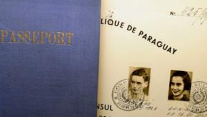 Passports to Paraguay