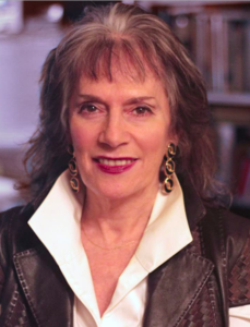 Annette Insdorf head shot