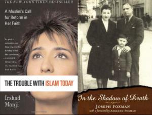 MANJI and FOXMAN books