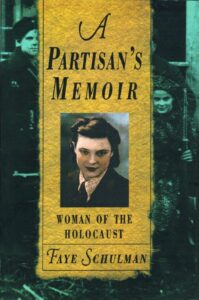 Faye Schulman book cover