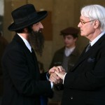 Aristides and Rabbi Kruger
