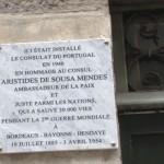 Bayonne Plaque