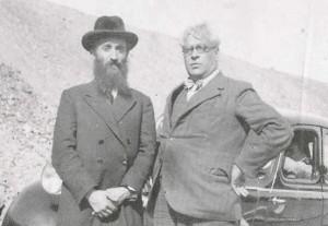 Rabbi and Consul