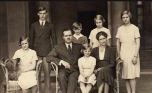 Grand Ducal Family of Luxembourg, 1940